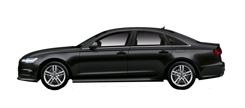 Audi A6 FLIPPED