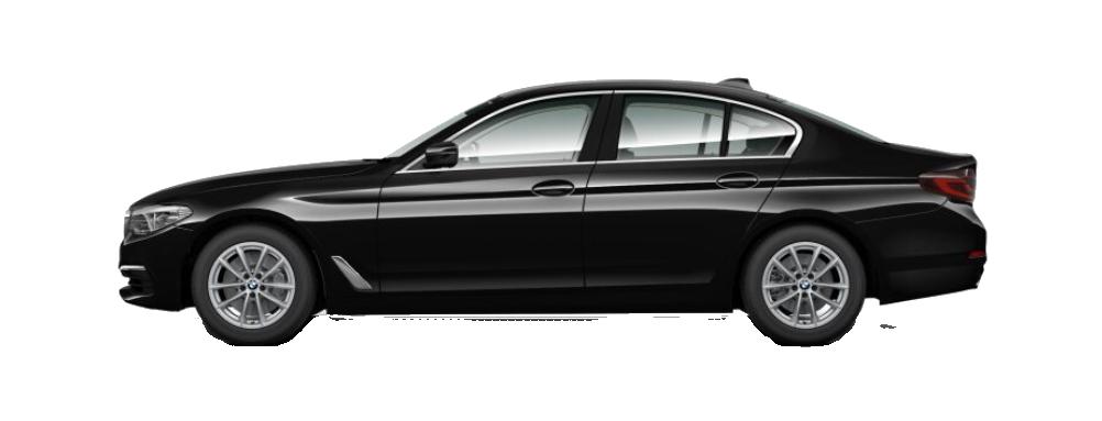 BMW 5 Series FLIPPED