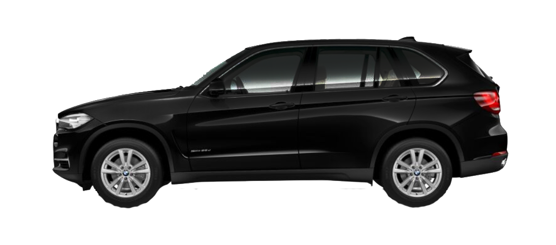 BMW X5 FLIPPED